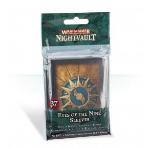 Nightvault Eyes of the Nine Sleeves Warhammer 40k 6,50€
