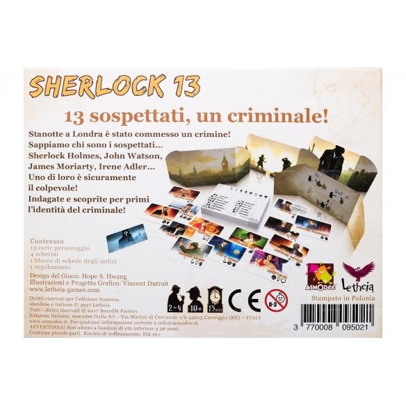 Serlock 13 Investigativi e Deduttivi