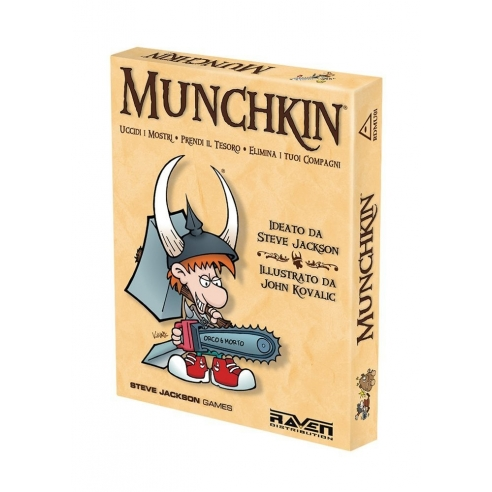Munchkin Party Games