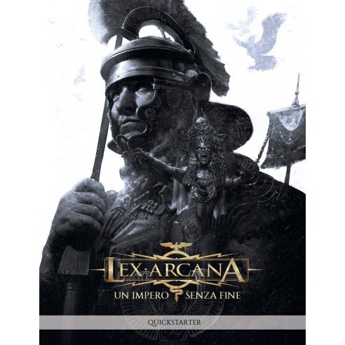 Lex Arcana - Quickstarter Lex Arcana