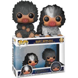 Funko Pop 2pack - Baby Nifflers Black and Grey - The Crimes of Grindelwald Funko 44,90 €