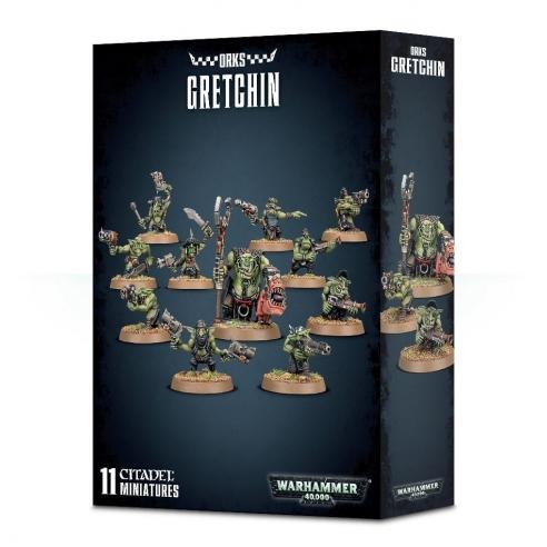 Orks - Gretchin Orks
