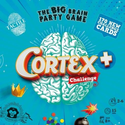 Cortex Challenge + Party Games