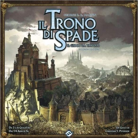 Il Trono Di Spade (gioco da tavolo) Giochi per Esperti