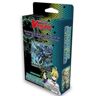 Trial Deck - Discendenti dell'Imperatore Marino (IT) CardFight Vanguard 9,90 €