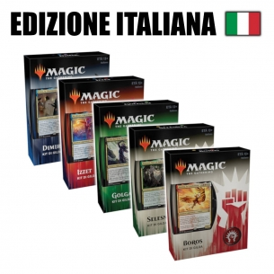 Bundle 5x Kit Gilde di Ravnica (IT) Fantàsia 79,90 €