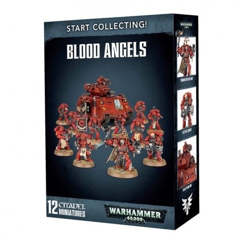 Blood Angels - Start Collecting! Blood Angels