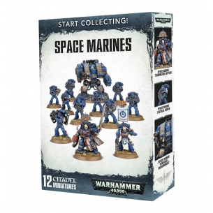 Space Marines - Start Collecting! Space Marines