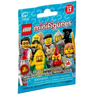 LEGO Minifigures - Serie 17  - LEGO 3,50€