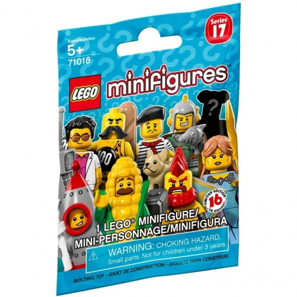 LEGO Minifigures - Serie 17 Lego