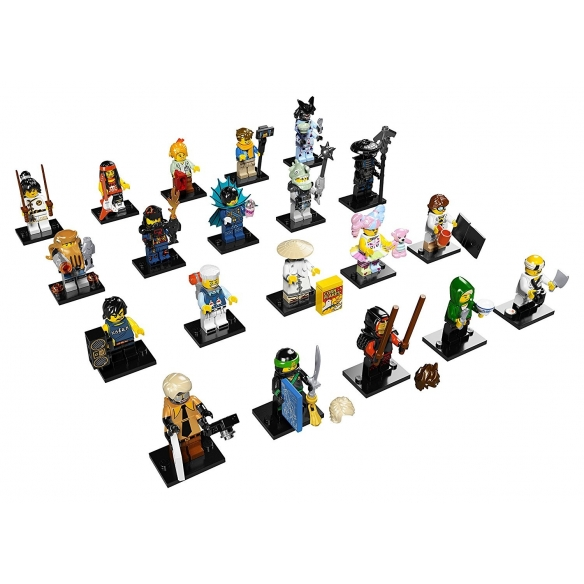 LEGO Minifigures - The Ninjago Movie Lego