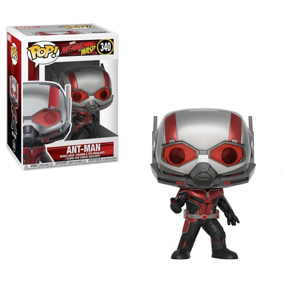 Funko Pop 340 - Ant-Man - Ant-Man and the Wasp  - Funko 12,90 €