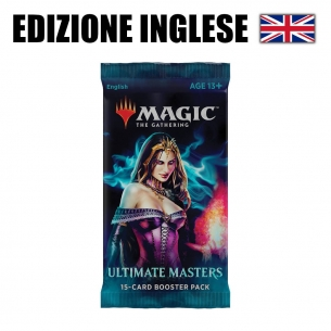 MTG Ultimate Masters - Busta da 15 carte (EN)  - Magic The Gathering 13,90 €