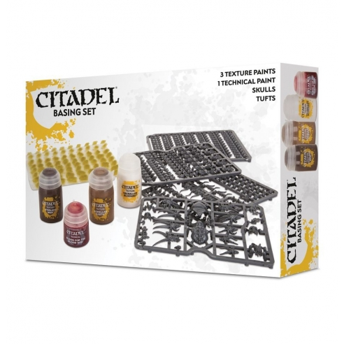 Citadel Paint Set - Basing Set Set di Pittura