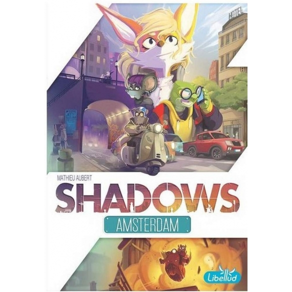 Shadows Amsterdam Party Games