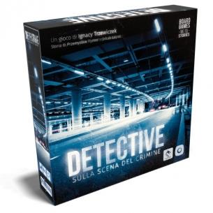 ASMODEE - DETECTIVE: SULLA SCENA DEL CRIMINE - ITALIANO  - Asmodee 49,89€