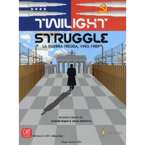 Twilight Struggle Hardcore Games