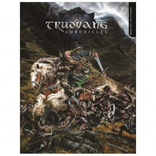 Trudvang Chronicles - Manuale del Giocatore - ITALIANO  - Asmodee 39,90 €