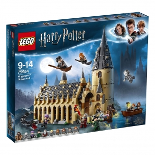 LEGO Harry Potter 75954 - La Sala Grande di Hogwarts  - LEGO 99,90€