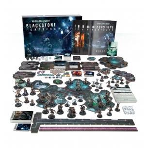 Warhammer Quest: Blackstone Fortress (INGLESE)  - Warhammer 40k 125,00€