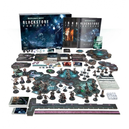 Warhammer Quest Blackstone Fortress - Oscure Avventure nel XLI Millennio (ENG) Warhammer Quest