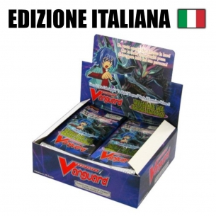 Invasione del Signore Demoniaco - Box 30 buste (IT) CardFight Vanguard 59,90€
