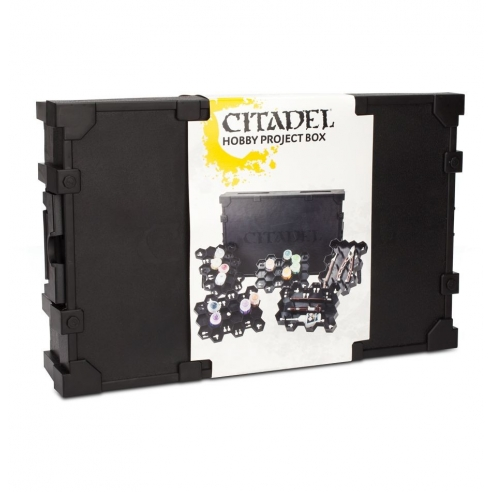 Competente Citadel Hobby Project Box