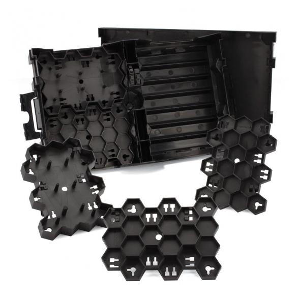 Citadel - Hobby Project Box Trasporto e Organizzazione