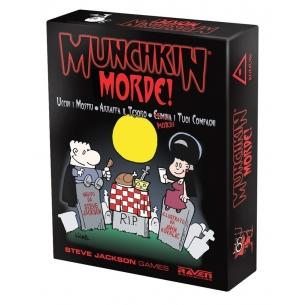 RAVEN - MUNCHKIN MORDE! - ITALIANO  - Raven Distribution 23,90€