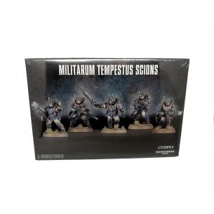 Militarum Tempestus Scions Warhammer 40k 27,00€