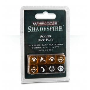 Skaven Dice Pack - Set Dadi Shadespire  - Warhammer Underworlds 7,90€