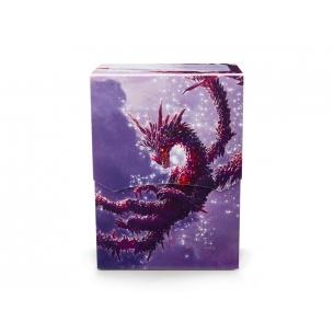 Dragon Shield Deck Shell - Racan Clear Purple Dragon Shield 3,00€