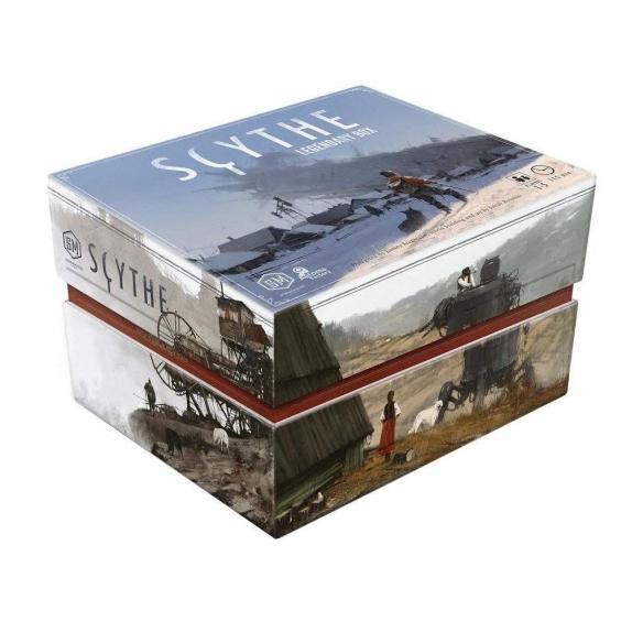 Scythe - Legendary Box (Accessori) Giochi per Esperti