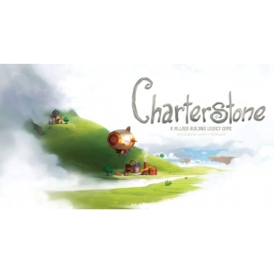 Ghenos Games - Charterstone - ITALIANO  - Ghenos Games 44,89€