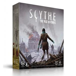 GHENOS GAMES - SCYTHE, THE RISE OF FENRIS - ITALIANO  - Ghenos Games 45,90€