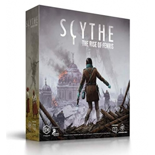 GHENOS GAMES - SCYTHE, THE RISE OF FENRIS - ITALIANO Ghenos Games 45,90 €