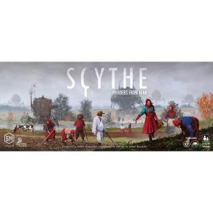 GHENOS GAMES - SCYTHE, INVADERS FROM AFAR - ITALIANO  - Ghenos Games 34,95€