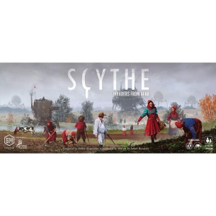 GHENOS GAMES - SCYTHE, INVADERS FROM AFAR - ITALIANO Ghenos Games 34,95 €