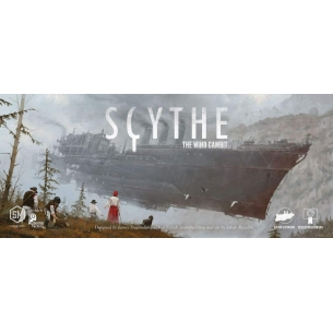 GHENOS GAMES - SCYTHE, THE WIND GAMBIT - ITALIANO  - Ghenos Games 33,30€