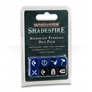 Stormcast Eternals Dice Pack - Set dadi Warhammer Underworlds: Shadespire 7,90€