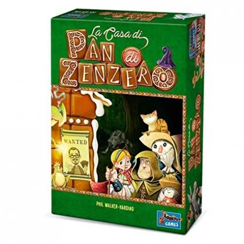 La Casa Di Pan Di Zenzero Giochi Semplici e Family Games