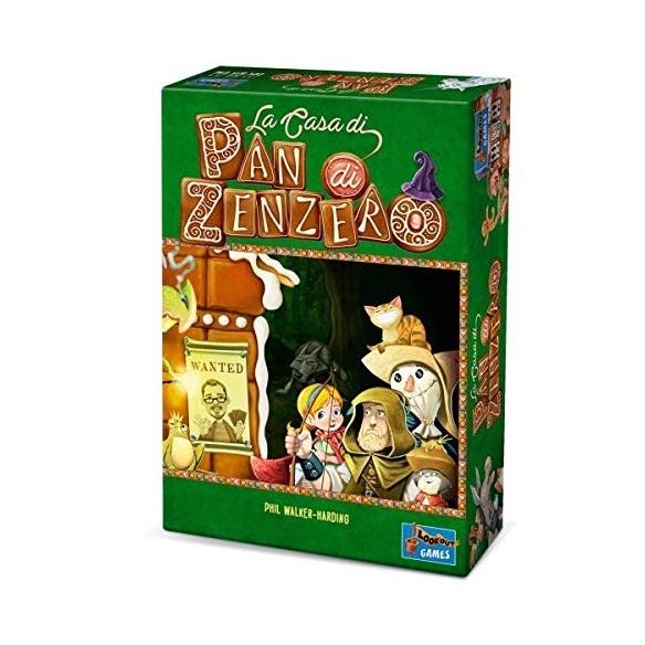 LOOKOUTGAMES - LA CASA DI PAN DI ZENZERO  - Asmodee 29,89€