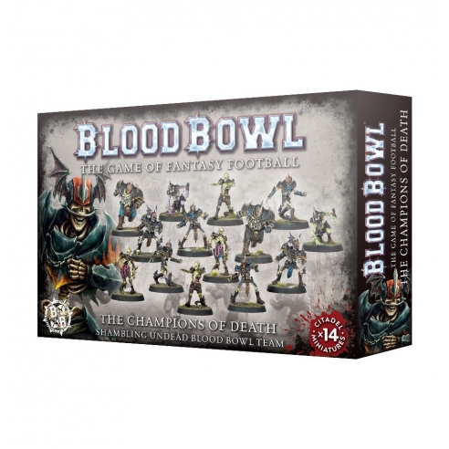 Blood Bowl - The Champions Of Death Team