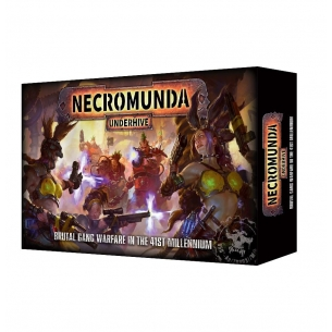 Necromunda: Underhive (ITALIANO)  - Necromunda 100,00€
