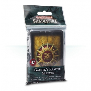 Garrek's Reavers Sleeves - Bustine Protettive Shadespire  - Warhammer Underworlds 6,50€