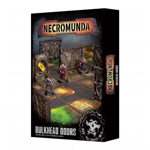 Porte corazzate di Necromunda  - Necromunda 30,00€