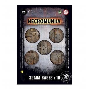 Basette da 32mm per Necromunda  - Necromunda 5,25€