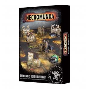Barricate e obiettivi di Necromunda  - Necromunda 30,00€
