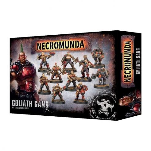 Necromunda - Goliath Gang Gang
