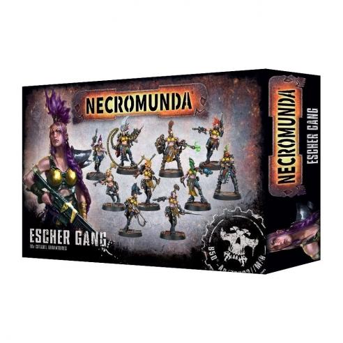 Necromunda - Escher Gang Gang